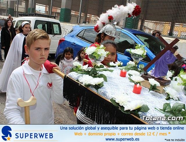 Procesión infantil Semana Santa 2018 - Colegio Santa Eulalia - 30