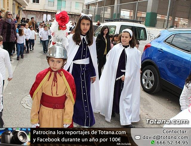 Procesión infantil Semana Santa 2018 - Colegio Santa Eulalia - 31