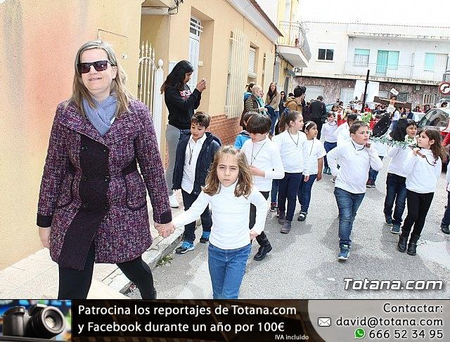 Procesión infantil Semana Santa 2018 - Colegio Santa Eulalia - 33