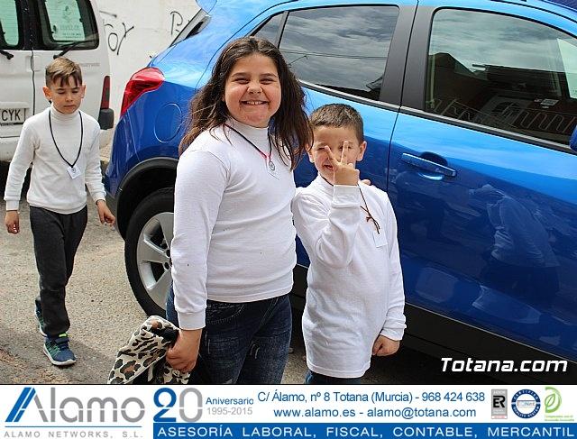 Procesión infantil Semana Santa 2018 - Colegio Santa Eulalia - 35