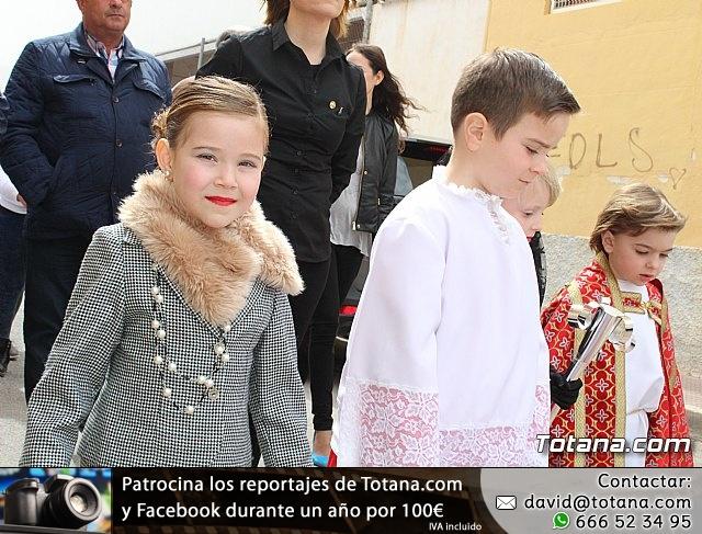Procesión infantil Semana Santa 2018 - Colegio Santa Eulalia - 82