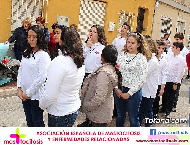 Procesión infantil Semana Santa 2018 - Colegio Santa Eulalia - 86