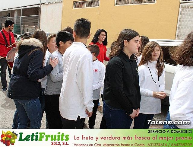 Procesión infantil Semana Santa 2018 - Colegio Santa Eulalia - 88