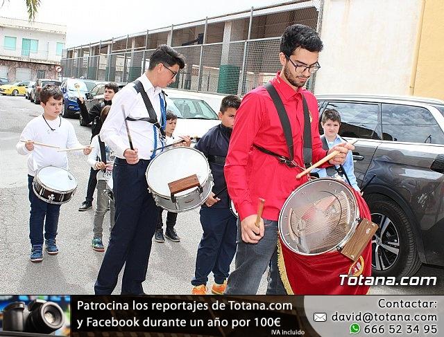 Procesión infantil Semana Santa 2018 - Colegio Santa Eulalia - 90