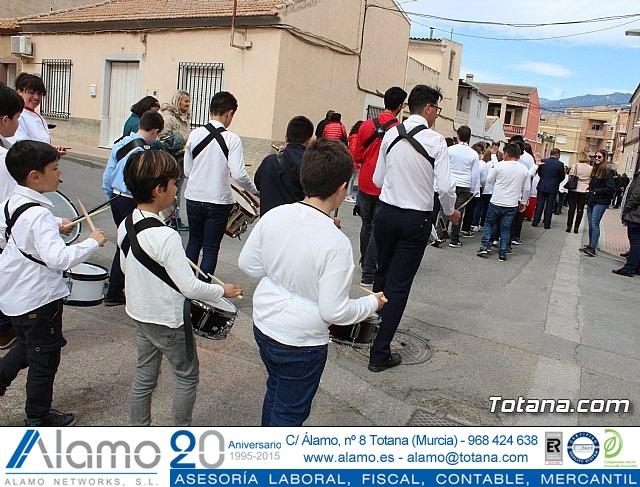 Procesión infantil Semana Santa 2018 - Colegio Santa Eulalia - 96