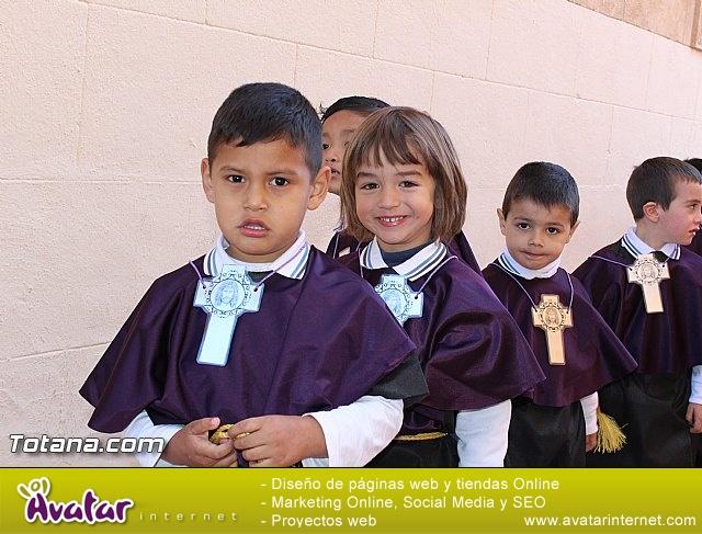 Procesión infantil Colegio La Milagrosa - Semana Santa 2015 - 2