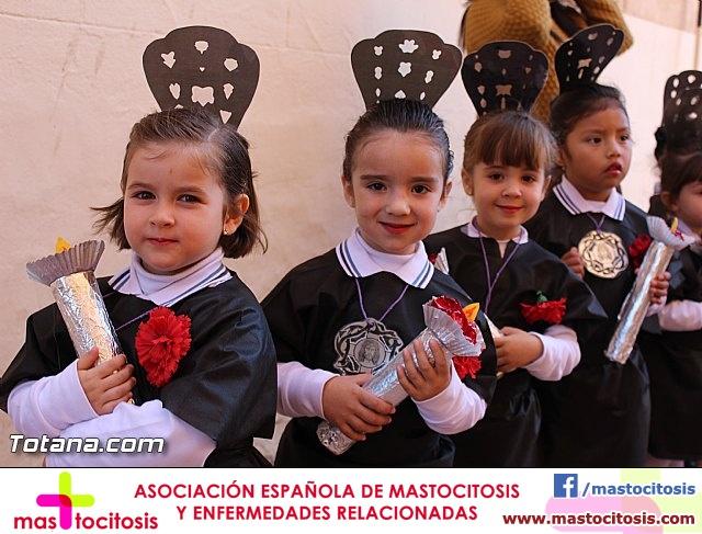 Procesión infantil Colegio La Milagrosa - Semana Santa 2015 - 6