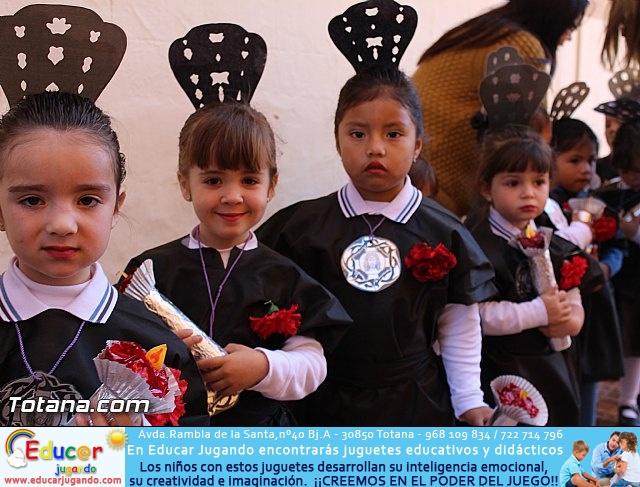 Procesión infantil Colegio La Milagrosa - Semana Santa 2015 - 7