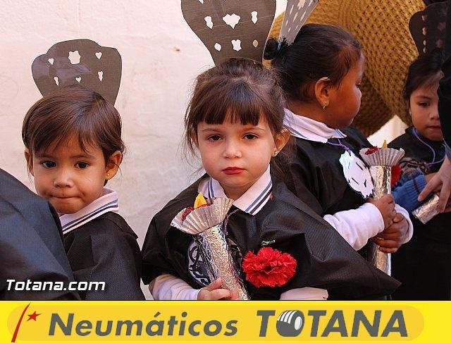 Procesión infantil Colegio La Milagrosa - Semana Santa 2015 - 8