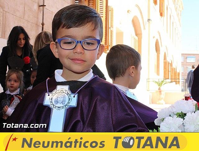 Procesión infantil Colegio La Milagrosa - Semana Santa 2015 - 10