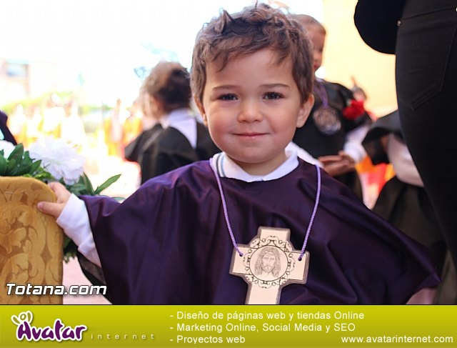 Procesión infantil Colegio La Milagrosa - Semana Santa 2015 - 11