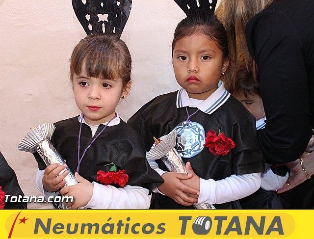 Procesión infantil Colegio La Milagrosa - Semana Santa 2015 - 12