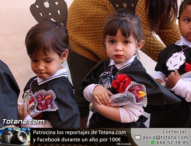 Procesión infantil Colegio La Milagrosa - Semana Santa 2015 - 13