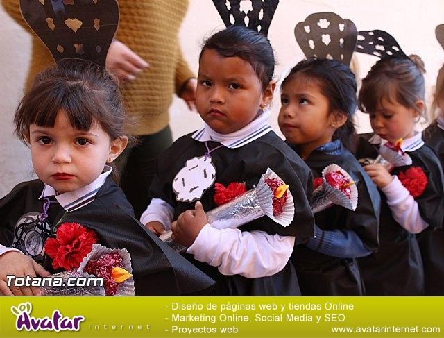 Procesión infantil Colegio La Milagrosa - Semana Santa 2015 - 14