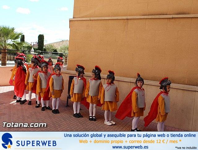 Procesión infantil Colegio La Milagrosa - Semana Santa 2015 - 18