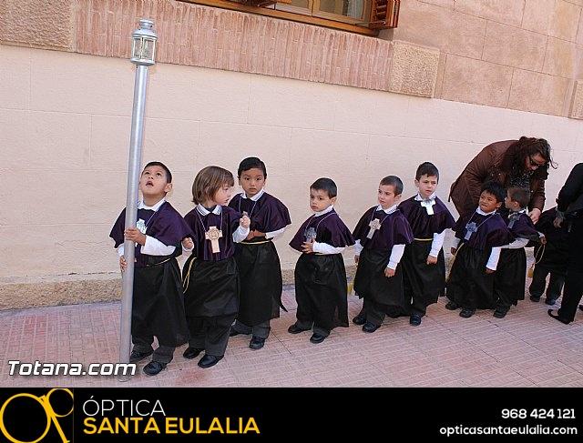 Procesión infantil Colegio La Milagrosa - Semana Santa 2015 - 20