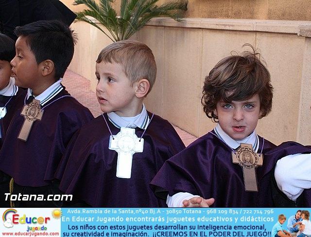 Procesión infantil Colegio La Milagrosa - Semana Santa 2015 - 22