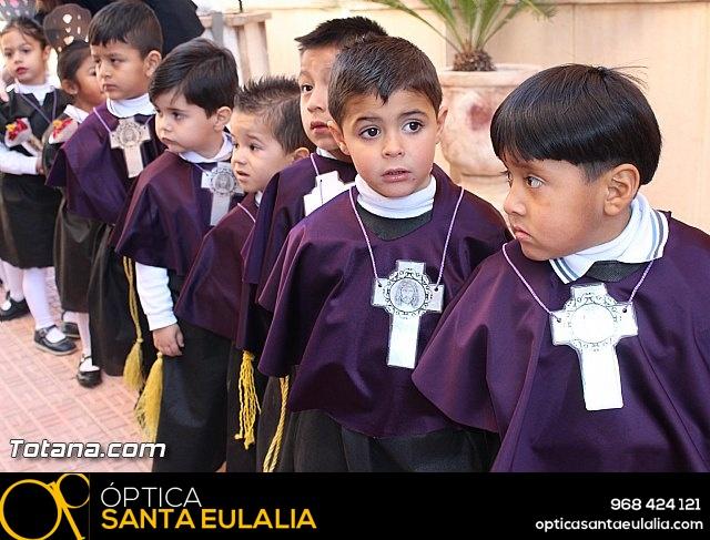 Procesión infantil Colegio La Milagrosa - Semana Santa 2015 - 24