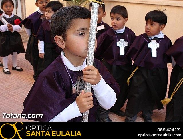 Procesión infantil Colegio La Milagrosa - Semana Santa 2015 - 25