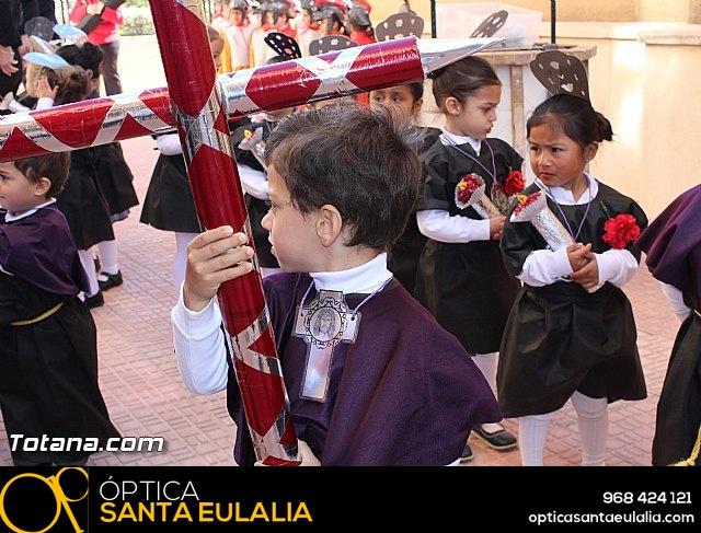 Procesión infantil Colegio La Milagrosa - Semana Santa 2015 - 27