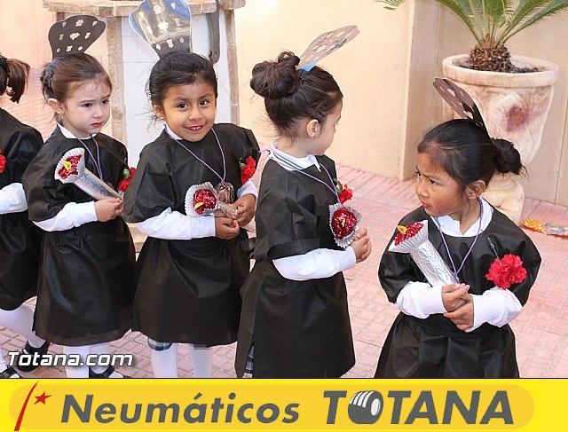 Procesión infantil Colegio La Milagrosa - Semana Santa 2015 - 28
