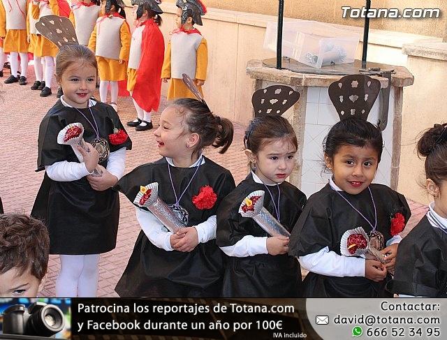 Procesión infantil Colegio La Milagrosa - Semana Santa 2015 - 29