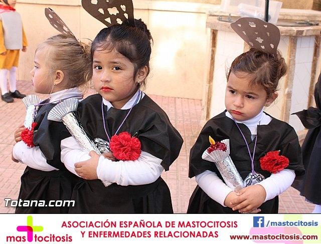 Procesión infantil Colegio La Milagrosa - Semana Santa 2015 - 30
