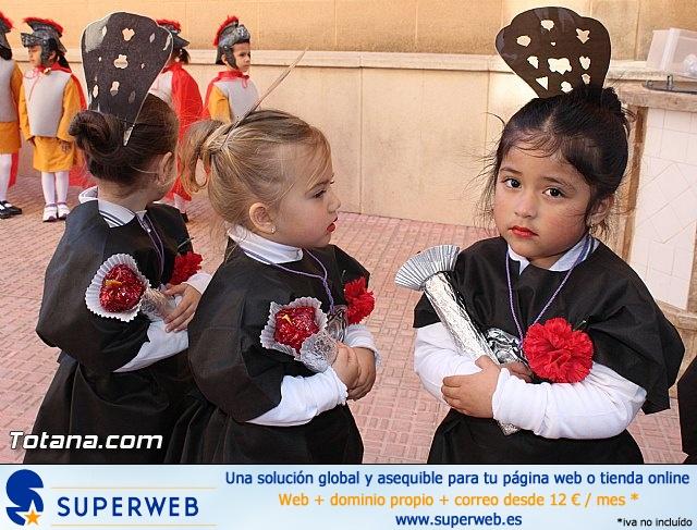 Procesión infantil Colegio La Milagrosa - Semana Santa 2015 - 31