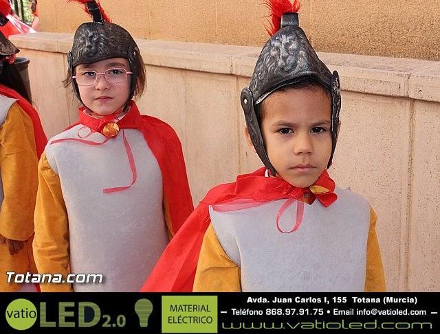 Procesión infantil Colegio La Milagrosa - Semana Santa 2015 - 32