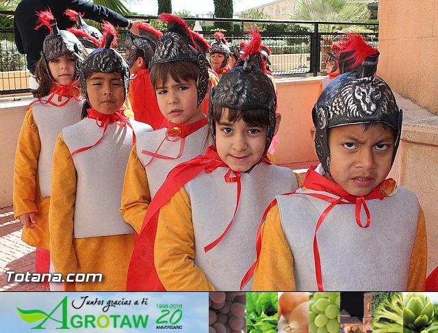 Procesión infantil Colegio La Milagrosa - Semana Santa 2015 - 35