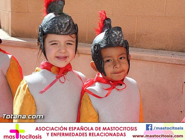 Procesión infantil Colegio La Milagrosa - Semana Santa 2015 - 38