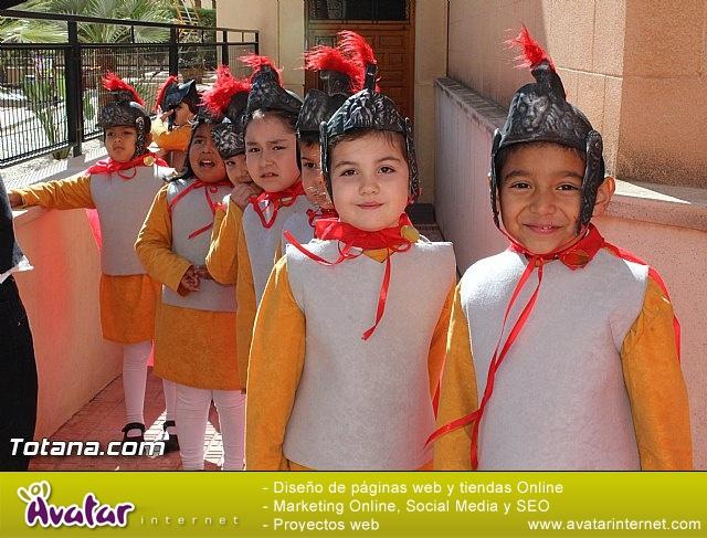 Procesión infantil Colegio La Milagrosa - Semana Santa 2015 - 39