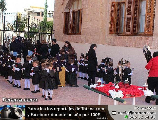 Procesión infantil Colegio La Milagrosa - Semana Santa 2015 - 40