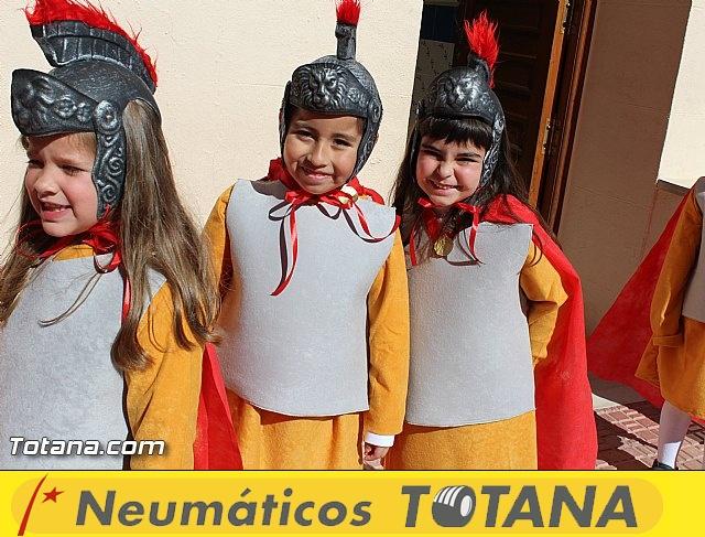 Procesión infantil Colegio La Milagrosa - Semana Santa 2015 - 42