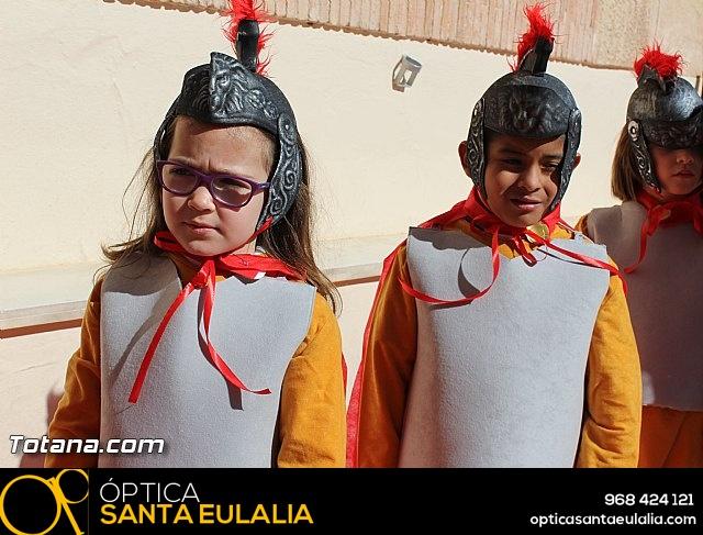 Procesión infantil Colegio La Milagrosa - Semana Santa 2015 - 44