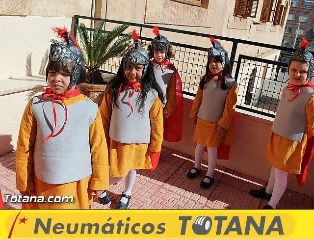 Procesión infantil Colegio La Milagrosa - Semana Santa 2015 - 48