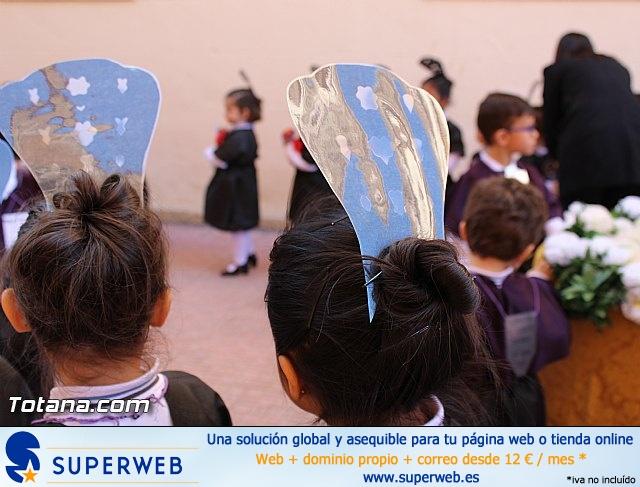 Procesión infantil Colegio La Milagrosa - Semana Santa 2015 - 52