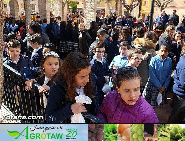 Procesión infantil Colegio La Milagrosa - Semana Santa 2015 - 54