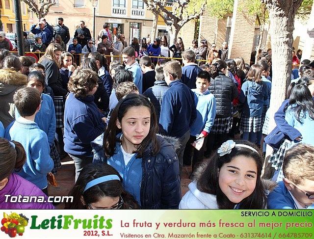 Procesión infantil Colegio La Milagrosa - Semana Santa 2015 - 55