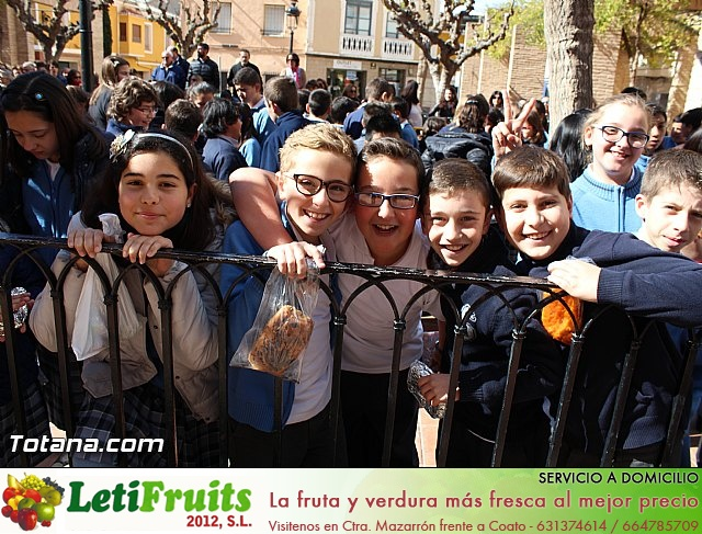 Procesión infantil Colegio La Milagrosa - Semana Santa 2015 - 56