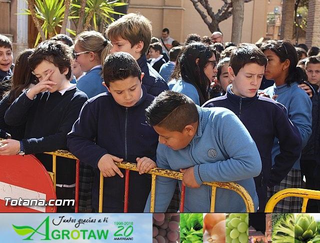 Procesión infantil Colegio La Milagrosa - Semana Santa 2015 - 57