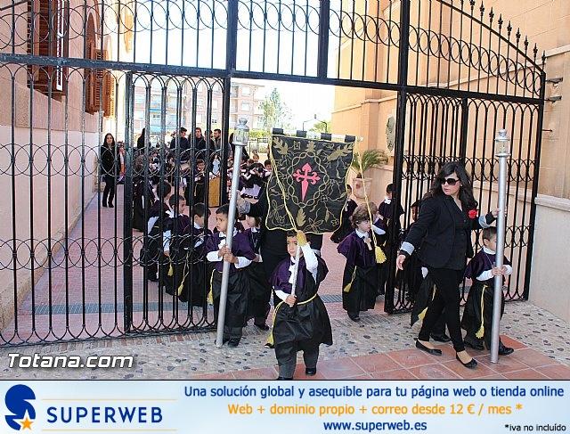 Procesión infantil Colegio La Milagrosa - Semana Santa 2015 - 61