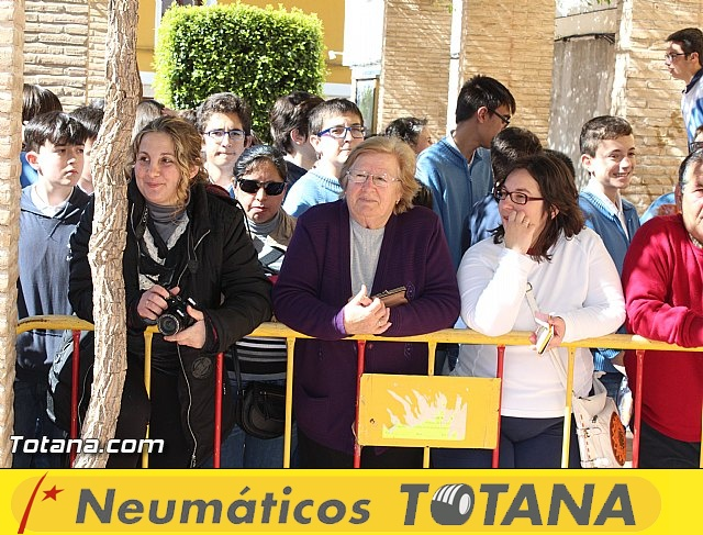 Procesión infantil Colegio La Milagrosa - Semana Santa 2015 - 70