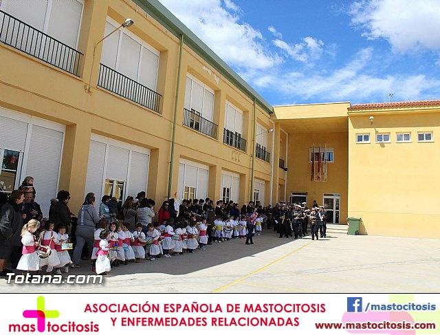 Procesión infantil Colegio Santiago - Semana Santa 2015 - 1