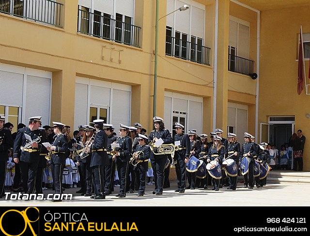 Procesión infantil Colegio Santiago - Semana Santa 2015 - 3