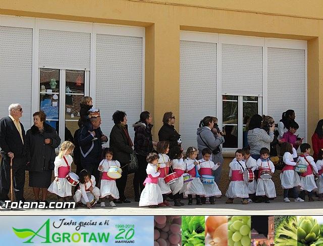 Procesión infantil Colegio Santiago - Semana Santa 2015 - 4