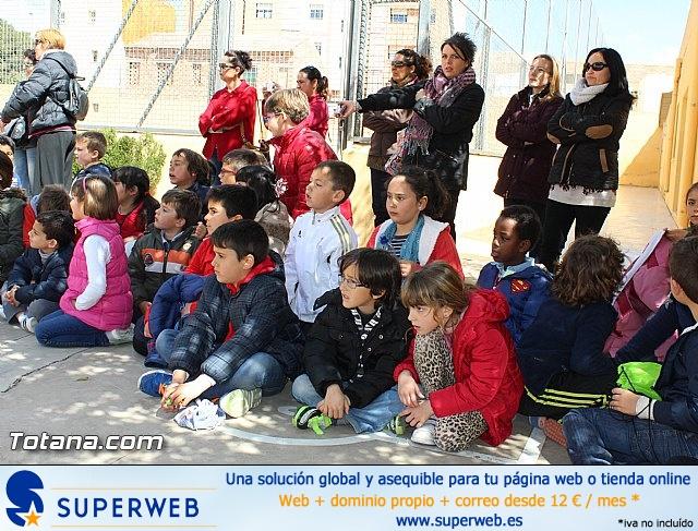Procesión infantil Colegio Santiago - Semana Santa 2015 - 6