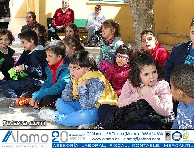 Procesión infantil Colegio Santiago - Semana Santa 2015 - 8