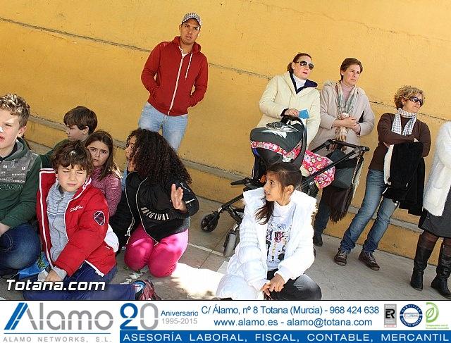 Procesión infantil Colegio Santiago - Semana Santa 2015 - 10