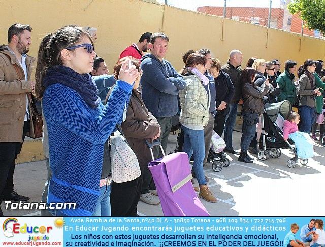 Procesión infantil Colegio Santiago - Semana Santa 2015 - 11